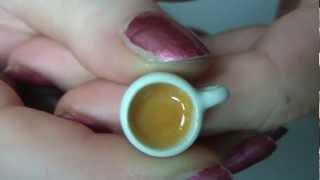 Tutorial tazzina di thè in Fimo Liquid - Cup of tea - Miniatura