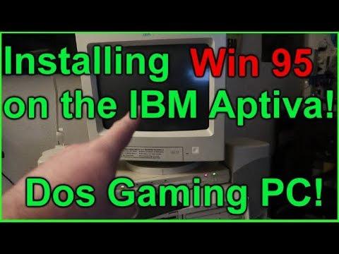 IBM APTIVA ETHERNET TREIBER WINDOWS 10