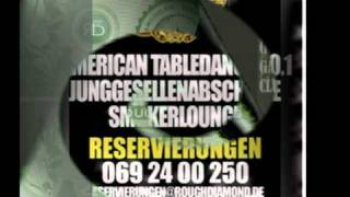 Golden Gate / Rough Diamond Club Frankfurt am Main SMOKER LOUNGE