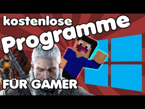 10 KOSTENLOSE Programme für Gamer | Programme, die jeder installieren sollte