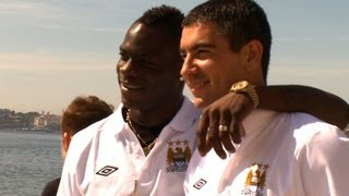 INSIDE CITY 26: Tevez goal & City in Lisbon - HD