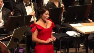 Ailyn Pérez i New York Choral Society