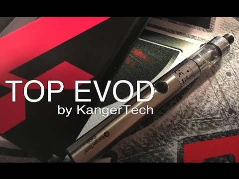 TopEvod By Kangertech - Review