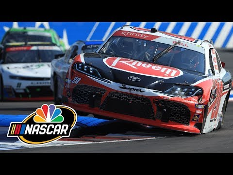 NASCAR Xfinity Series Drive For The Cure 250 | EXTENDED HIGHLIGHTS | 9/28/19 | Motorsports On NBC