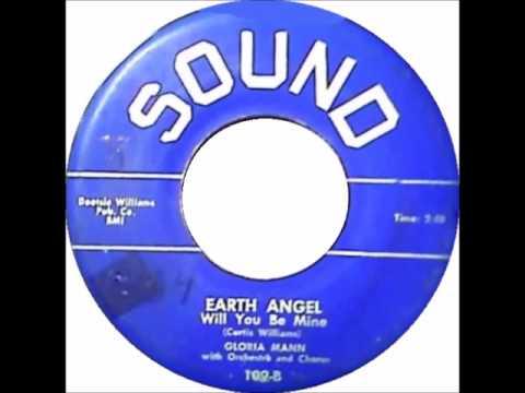 Earth Angel by Gloria Mann 1955