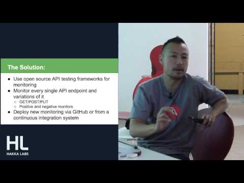 API Testing and Monitoring with Frisby.js - SF Node.JS talk by Garland Kan