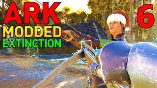 [6] Can We Breed NPCs??? (ARK Extinction Core - ARK Modded Survival Multiplayer Season 4)