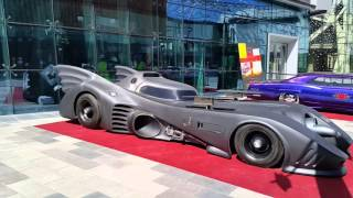 Movie Cars for Big Boys in Dubai