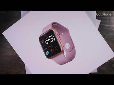 Самая точная копия Apple Watch 5 обзор