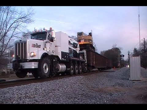 Thumbnail: Truck that pulls A Train Part Three 12 31 10
