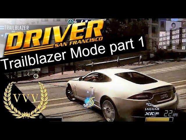 Driver San Francisco: Trailblazer Mode 1 of 4