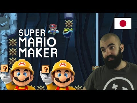 Japan's Got Talent | PACO vs Aryu | Mario Maker Super Expert Levels