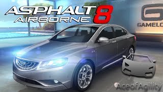 Asphalt 8 | Geely GC9 (NEW CAR) (Tenerife Update)