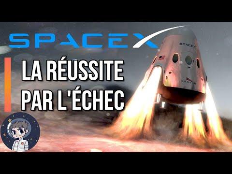 SpaceX : RÉUSSIR PAR L�€�ÉCHEC - Le Saviez Vous #14 - Le Journal de l'Espace