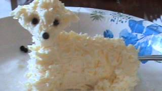 Easter Butter Lamb.wmv