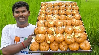 Traditional Indian Sweet Badusha Making | Badhusha Recipe | Baadhusha Sweet Recipe