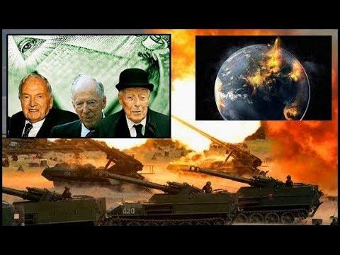 Global Changes, WW3, Operation Paperclip-Gerald Clark, Matthew LaCroix, Jay Campbell, Rex Bear