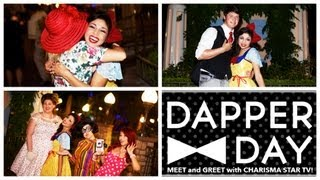 Dapper Day Meet & Greet with Charisma Star!