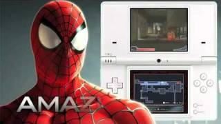Spider-Man- Shattered Dimensions (U) DS ROM Download