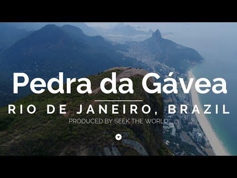 Hiking up Pedra da Gávea – A Scenic View of Rio de Janeiro!