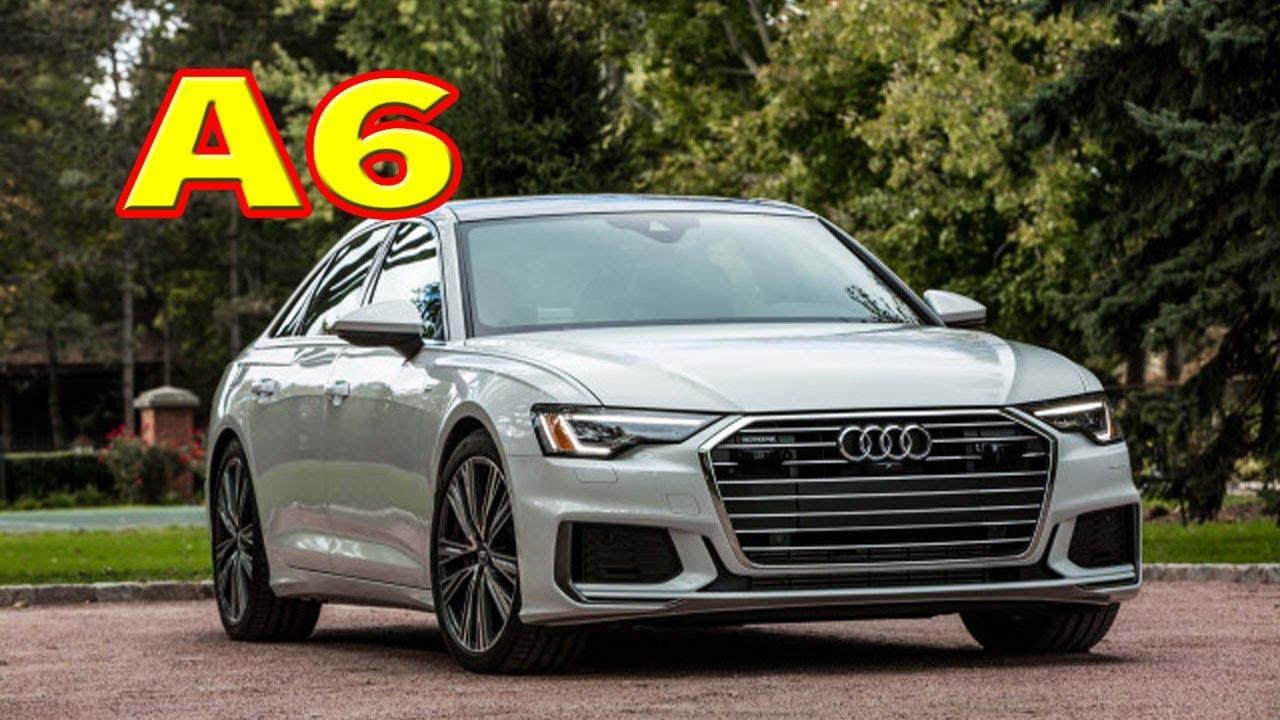 2019 Audi A6 Night Drive 2019 Audi A6 Usa 2019 Audi A6