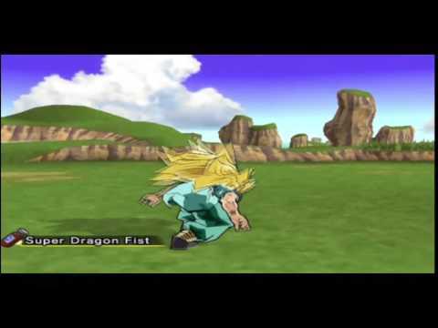 Dragon Ball Z Budokai 3 Goku's Ultimate Moves [HD]