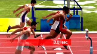 Beijing 2008 The Official Video Game of the Olympic Games TV Advert