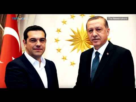 The Newsmakers: Turkish-Greek tensions