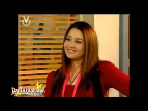 Hermosa y Talentosa  Daniela Alvarado