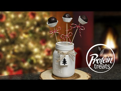Chocolate Peanut Butter Balls – Protein Treats by Nutracelle