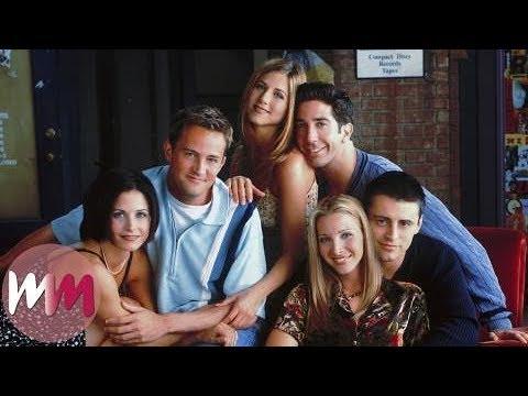 《老友记》各季排名 All 10 Seasons Of Friends  RANKED
