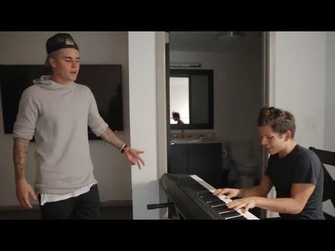 Rudy Mancuso and Justin Bieber Jam