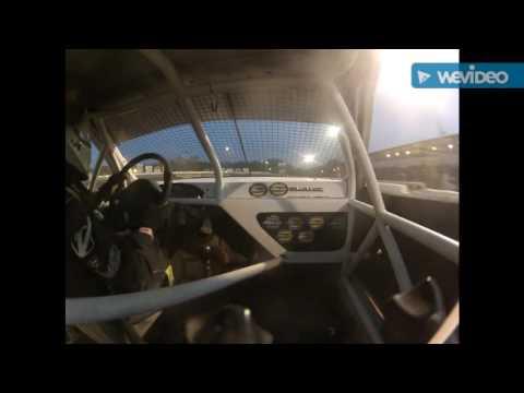 Ransomville Speedway 4 cylinder feature 6/17/16