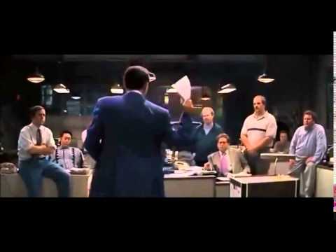 Wolf of Wall street - Moby-Dick