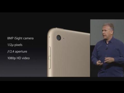 NEW iPad Air 2 and iPad Mini 3 Keynote October 16, 2014