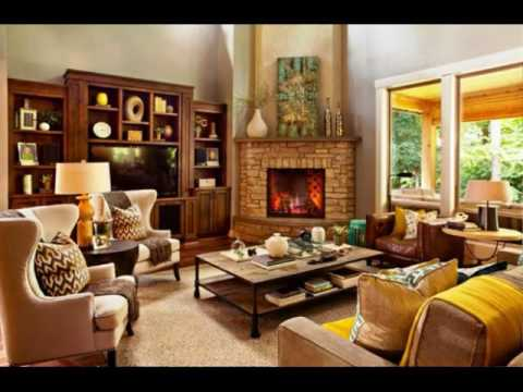 Living Room Furniture Layout With Corner Fireplace Ideas Youtube