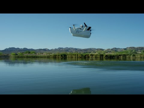This Is Larry Page's Latest Flying Car