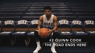 Quinn Cook: The Road Ends Here