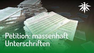 Petition: massenhaft Unterschriften | DHV News #137