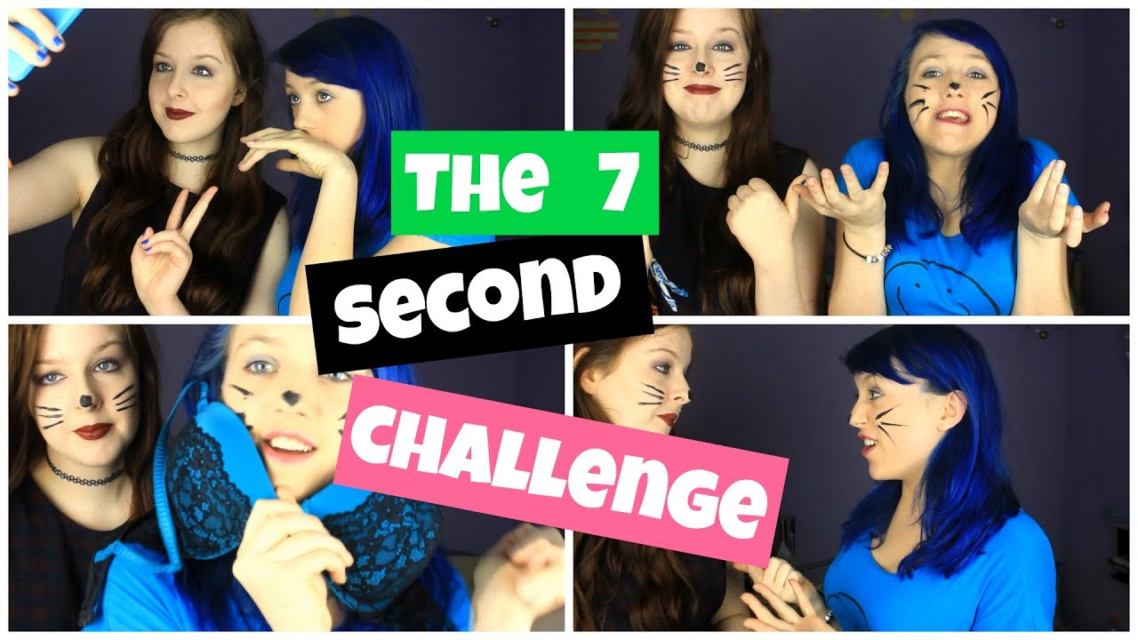 Seven second challenge with miranda sings book
