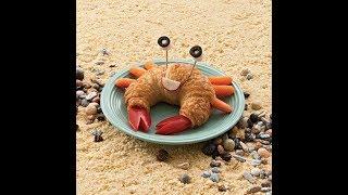 Оформление детских блюд///Decorating dishes for kids
