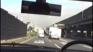 車載カメラ 1997年秋 大阪中央環状線 大日~池田