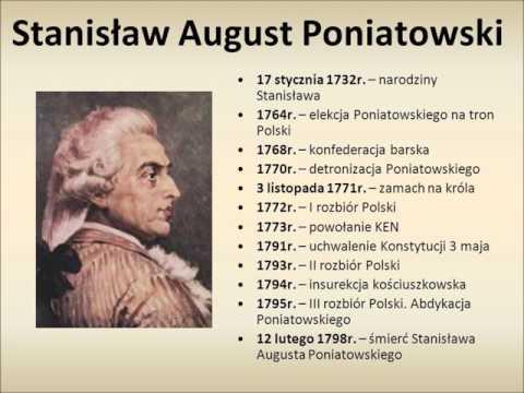KLCW Stanisław August Poniatowski