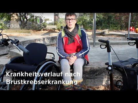 DESINO - Interview Kundin - Krankheitsverlauf mit dynamischem Sitz im Rollstuhl
