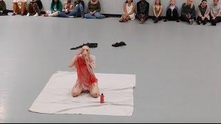 INstall Performance Art Piece