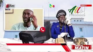 Infos du matin 07 septembre 2020 - Allô Présidence: Per, Ndiaye & Doyen
