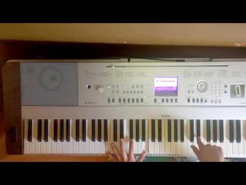 Force Alan Walker piano tutorial part 1