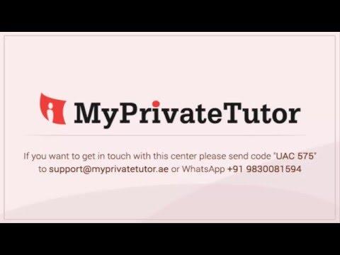 Introduction by Tutoring Club, Dubai