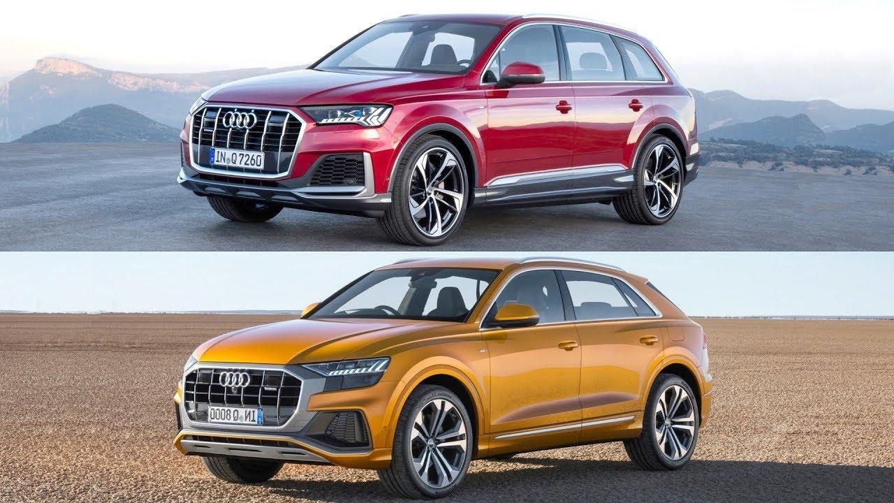 2020 Audi Q7 vs Audi Q8 - YouTube
