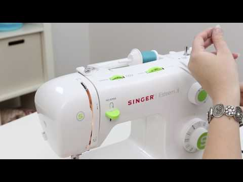 SINGER® 2273 ESTEEM™ II Owners Class - Threading